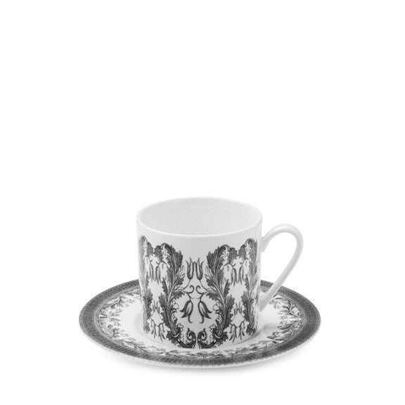 Caskata Yorkshire Hedgerow Cup (Handled) & Saucer
