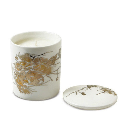 Caskata Winter Birds Candle