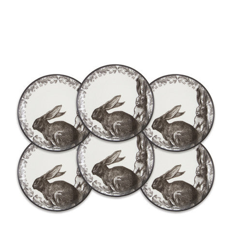 Caskata Yorkshire Hedgerow Bunnies - Canapes S/6
