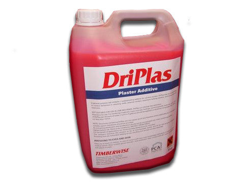 Timberwise DriPlas - Replastering Additive