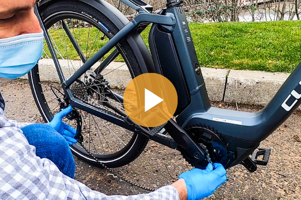 Dropped Bike Chain? 4 Simple Tips to Get it Back On