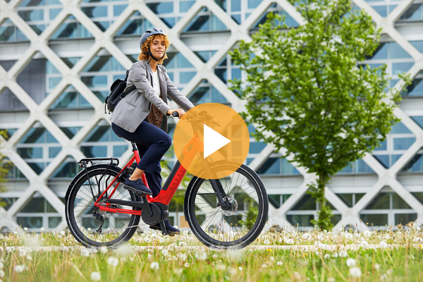 Low, Mid, or High-Step: Which e-Bike Frame Style is Right for You?