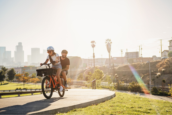 In less than 3 minutes, you can support $1,500 E-Bike Tax Credits!