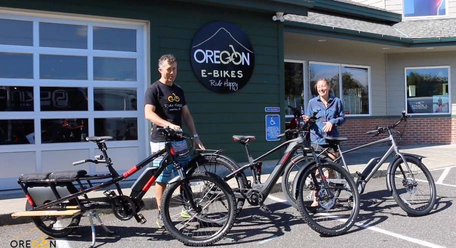Tech Tip Thursday: Our Top e-Bikes for Dads!