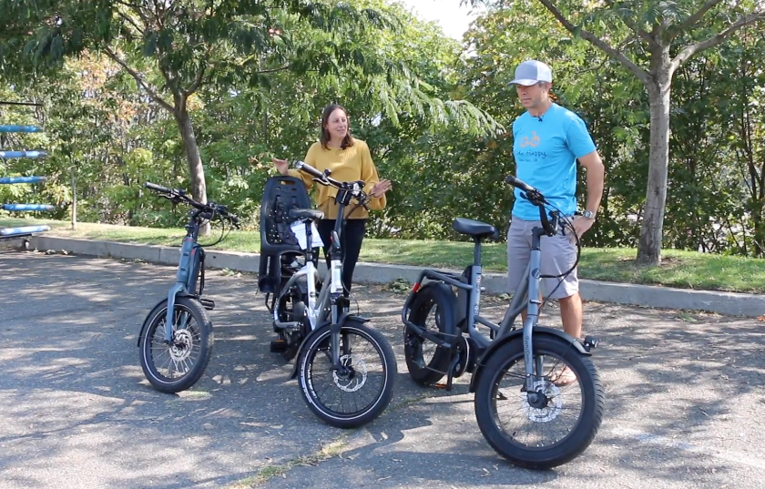 Compact e-Bikes Review: the Tern HSD S+, Benno RemiDemi and Cube Compact Sport Hybrid 20