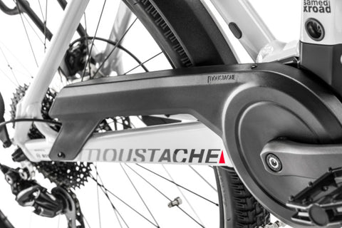 Moustache Drivetrain and brakes