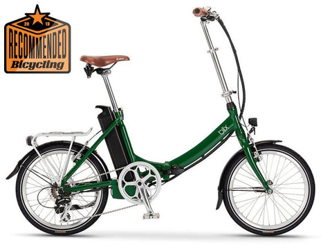 Bicycling Best Value Folding E-Bike Blix Vika+