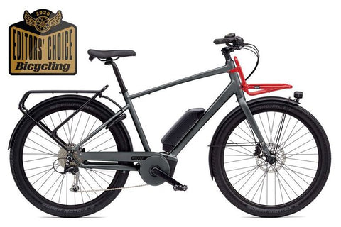 Bicycling Editor's Choice Best E-Cargo Bike Benno eScout 9D