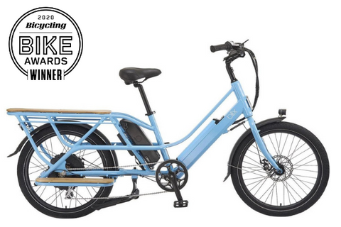 Bicycling 2020 Award Winner Best Value Cargo, With Long Range Blix Packa