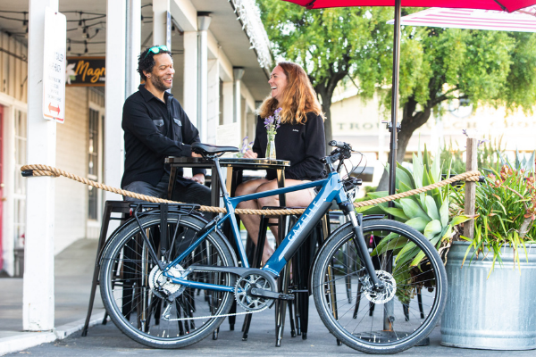 January Special $100 Dinner Gift Certificate with E-Bike Purchase