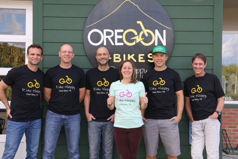 About Us Oregon E-Bikes