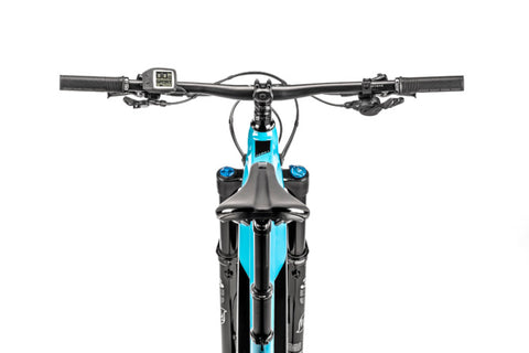 Moustache Full suspension Aluminum frame
