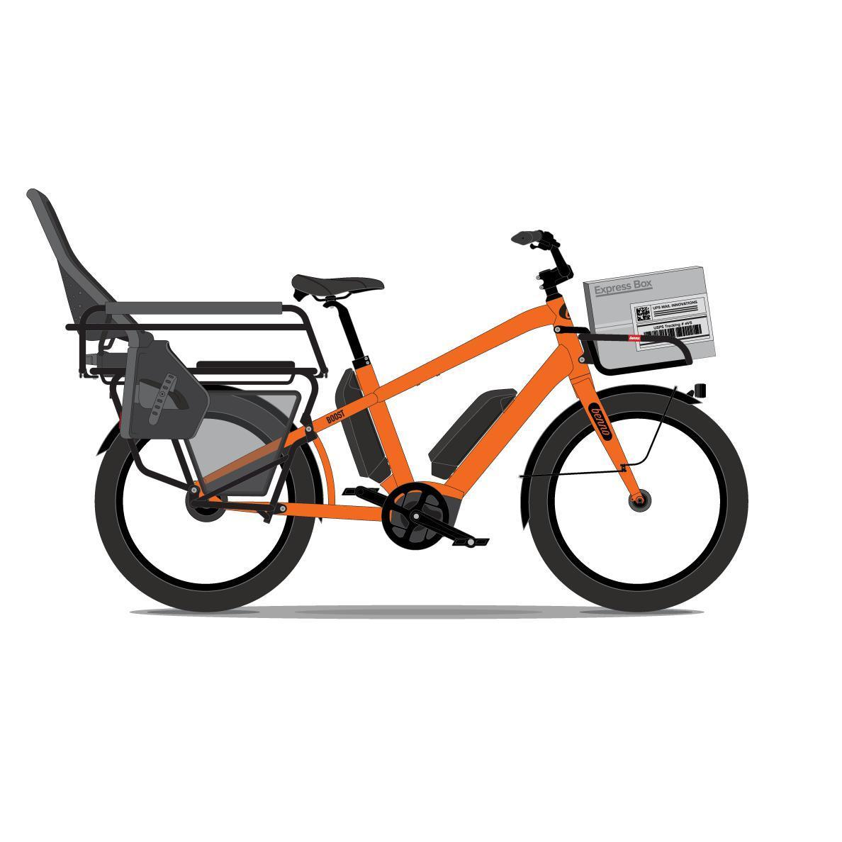 Benno Boost E 10D Performance-Oregon E-Bikes