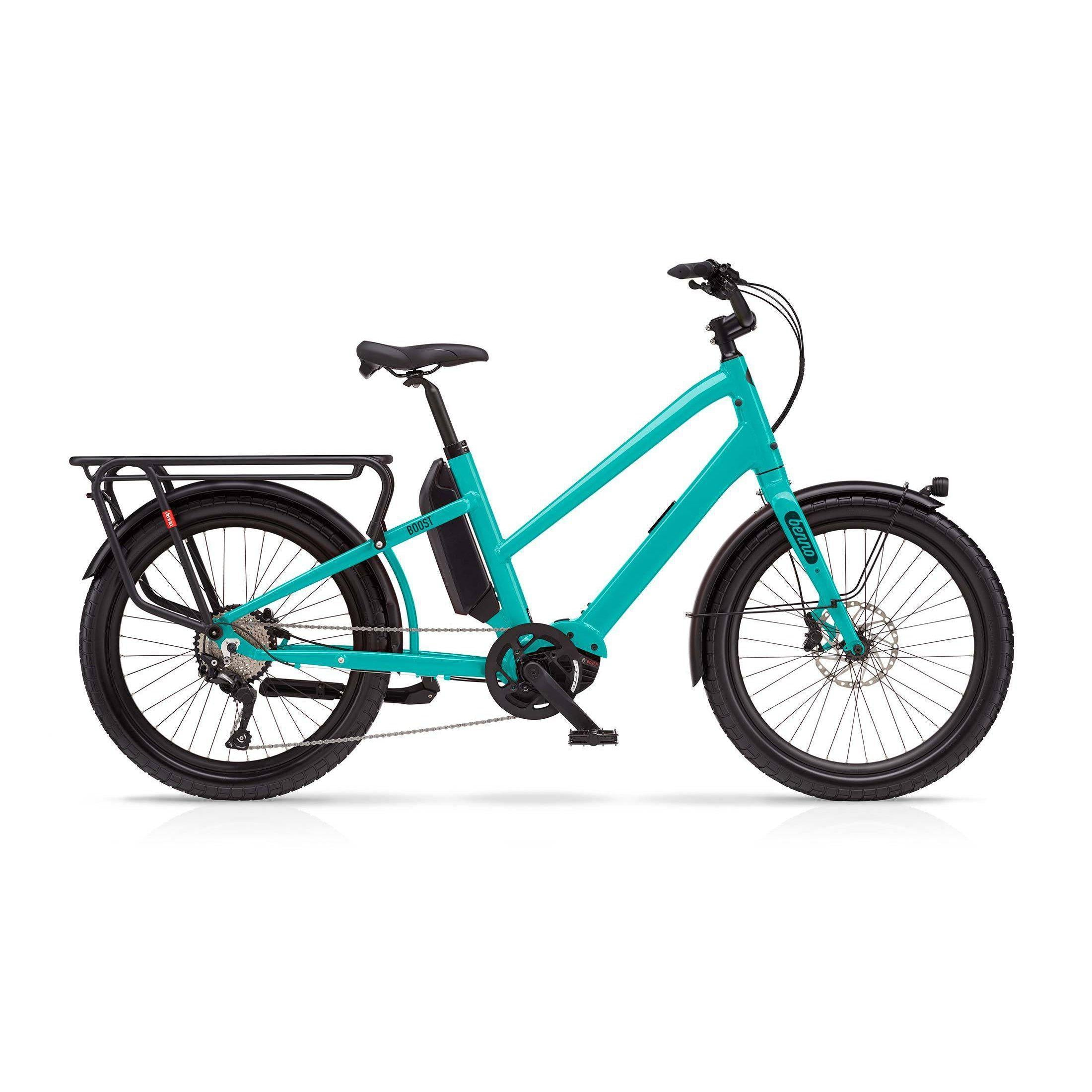 Benno Boost E 10D Speed Step Through-Oregon E-Bikes