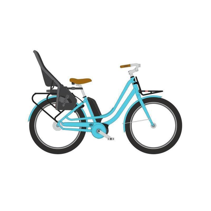 Benno eJoy 9d E Electric Bike-Oregon E-Bikes