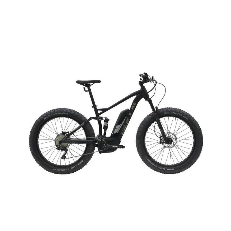 BULLS Monster E FS Electric Fat Tire Bike-Oregon E-Bikes