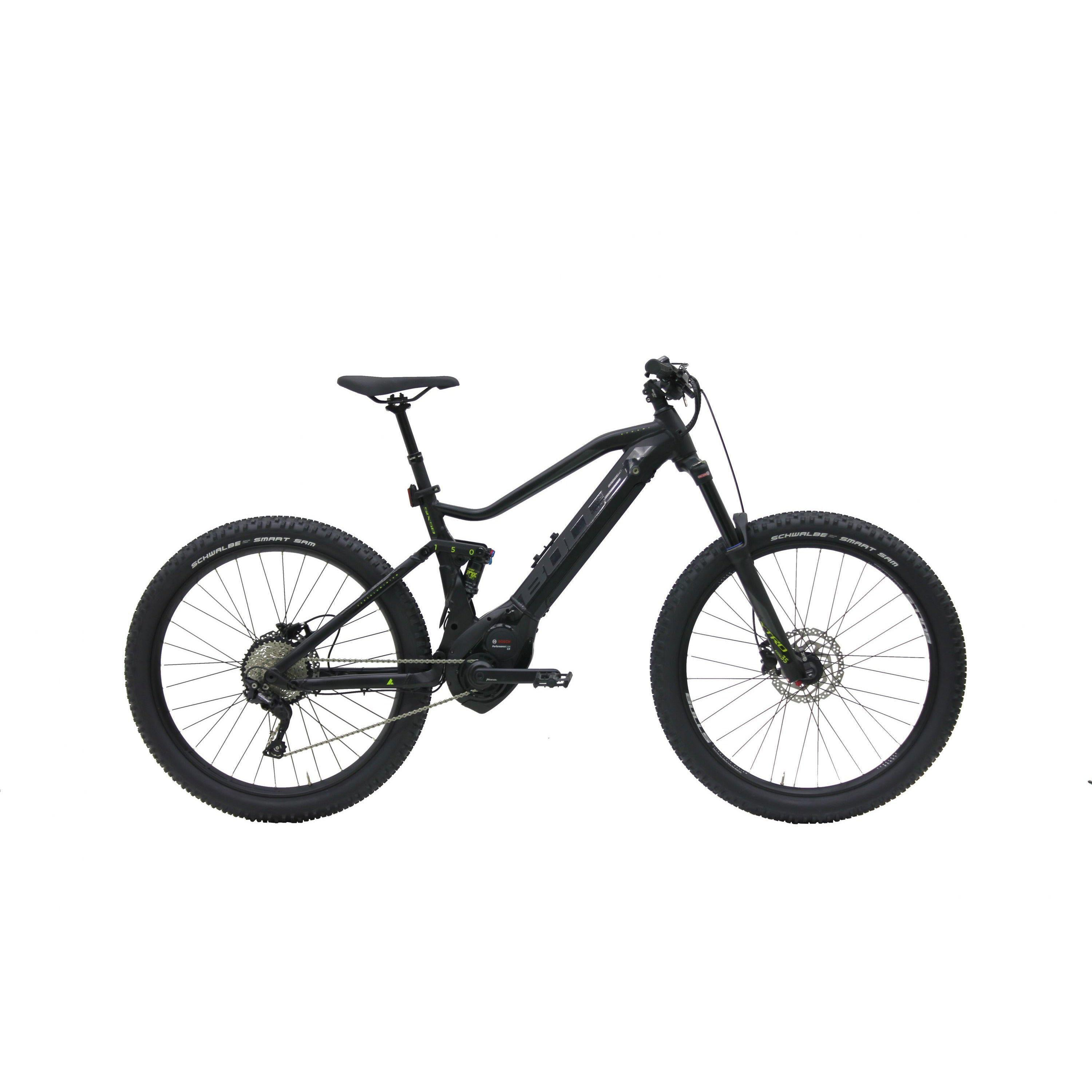BULLS SIX50 EVO AM 1-Oregon E-Bikes