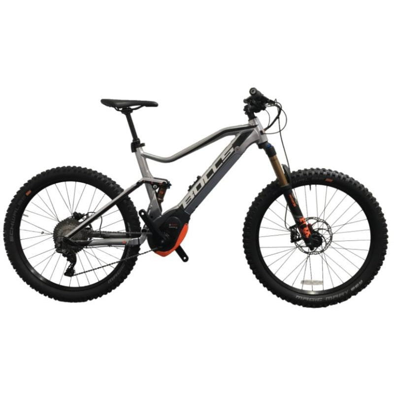 BULLS Six50 Evo AM 4-Oregon E-Bikes