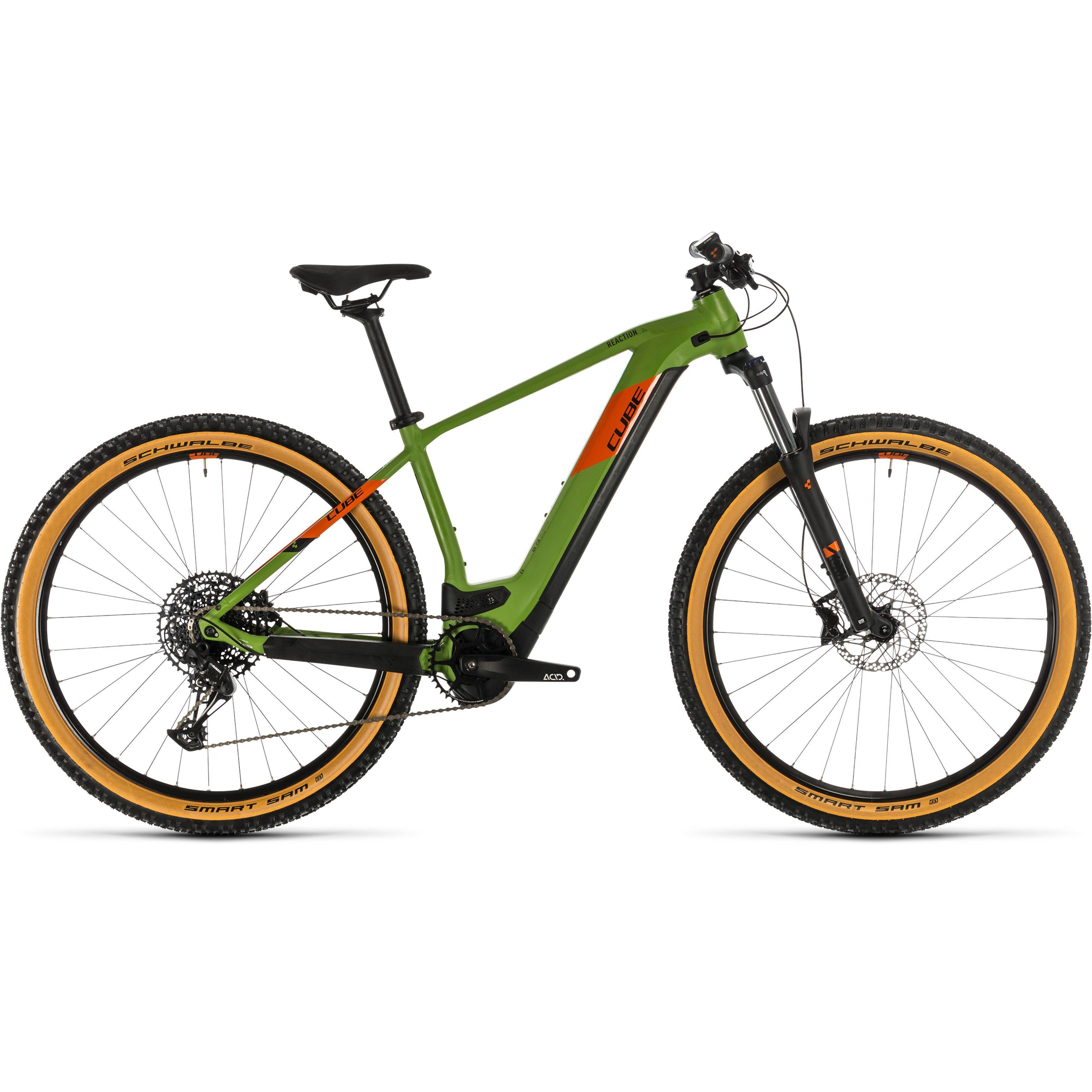 CUBE Reaction Hybrid EX 625 29 E-Bike 2021-Oregon E-Bikes