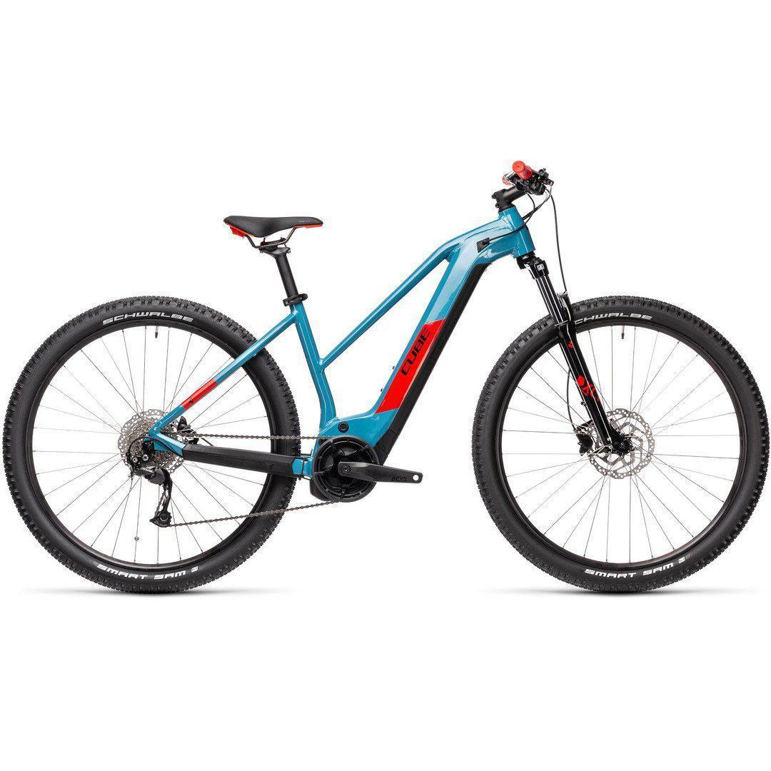 Cube Reaction Hybrid Performance 500 E-Bike 2021-Oregon E-Bikes