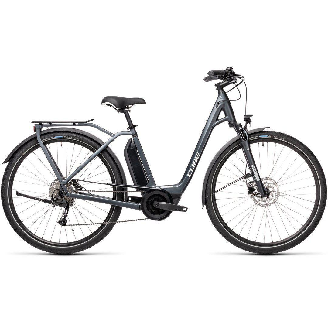 Cube Town Sport Hybrid ONE 400 E-Bike 2021-Oregon E-Bikes