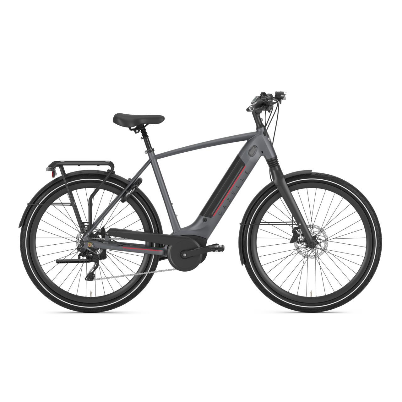 Gazelle Ultimate T10 HMB High-Step-Oregon E-Bikes