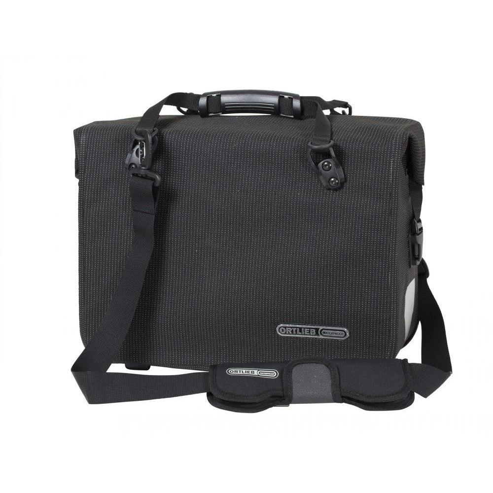 Ortlieb Office-Bag High Visibility (single)-Oregon E-Bikes