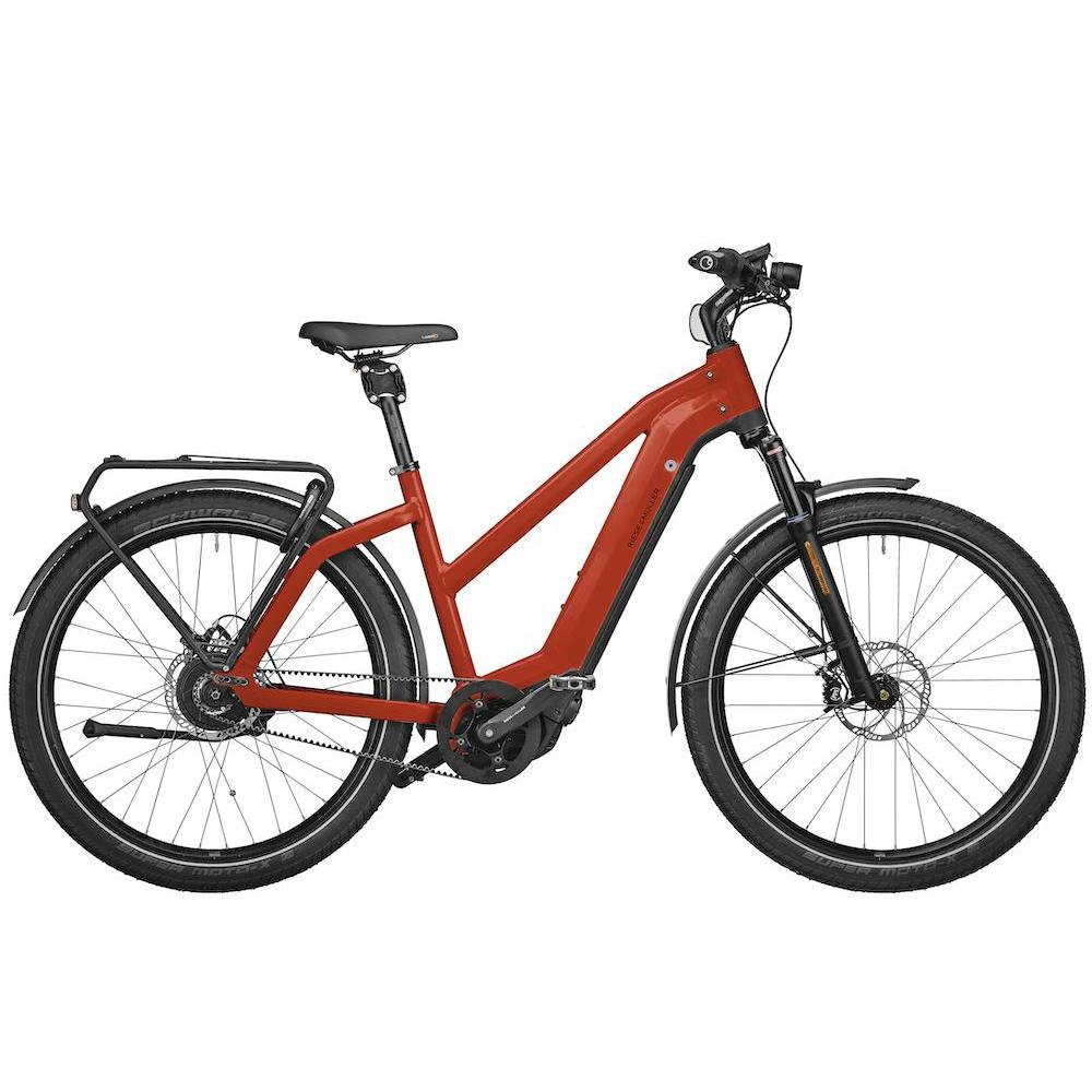 Riese & Müller Electric Bikes Charger3 Mixte GT Vario-Oregon E-Bikes