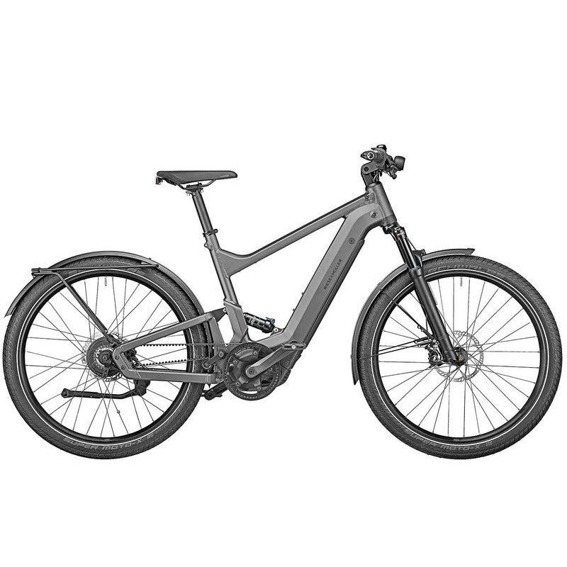 Riese & Müller Electric Bikes Delite GT Rohloff HS-Oregon EBikes