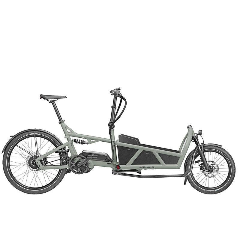 Riese & Müller Electric Bikes Load 60 Rohloff-Oregon E-Bikes