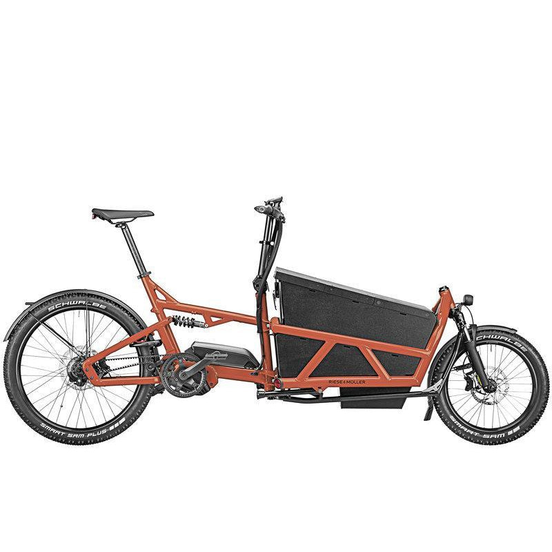 Riese & Müller Electric Bikes Load 60 Rohloff HS-Oregon EBikes