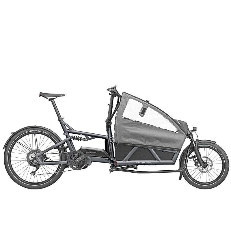 Riese & Müller Electric Bikes Load 60 Rohloff HS-Oregon E-Bikes