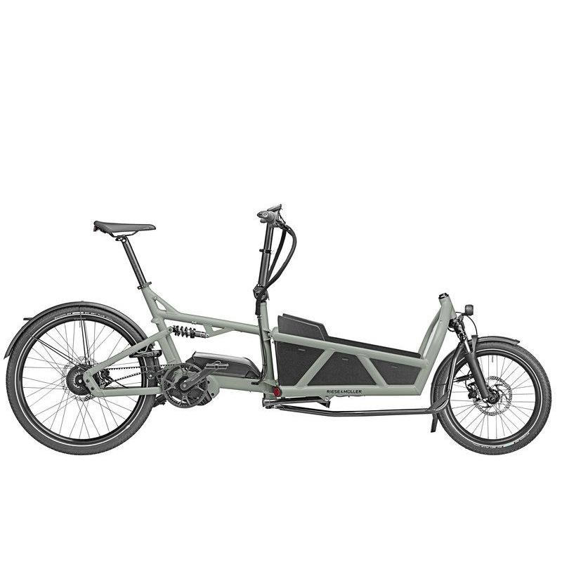 Riese & Müller Electric Bikes Load 60 Touring-Oregon E-Bikes