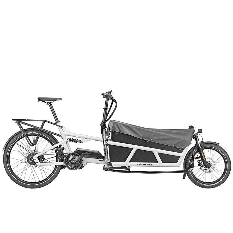 Riese & Müller Electric Bikes Load 75 Touring-Oregon EBikes