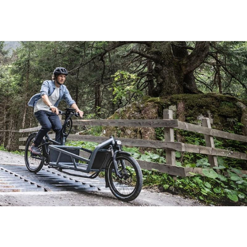 Riese & Müller Electric Bikes Load 75 Touring HS-Oregon E-Bikes