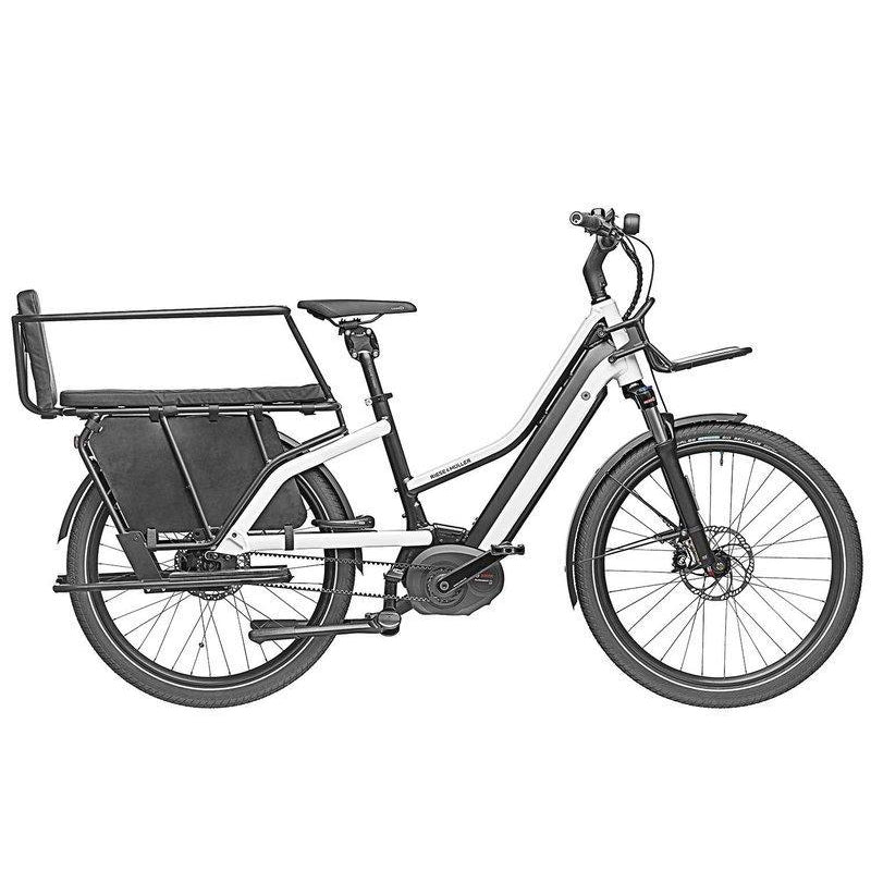 Riese & Müller Electric Bikes Multicharger GT Rohloff HS-Oregon EBikes