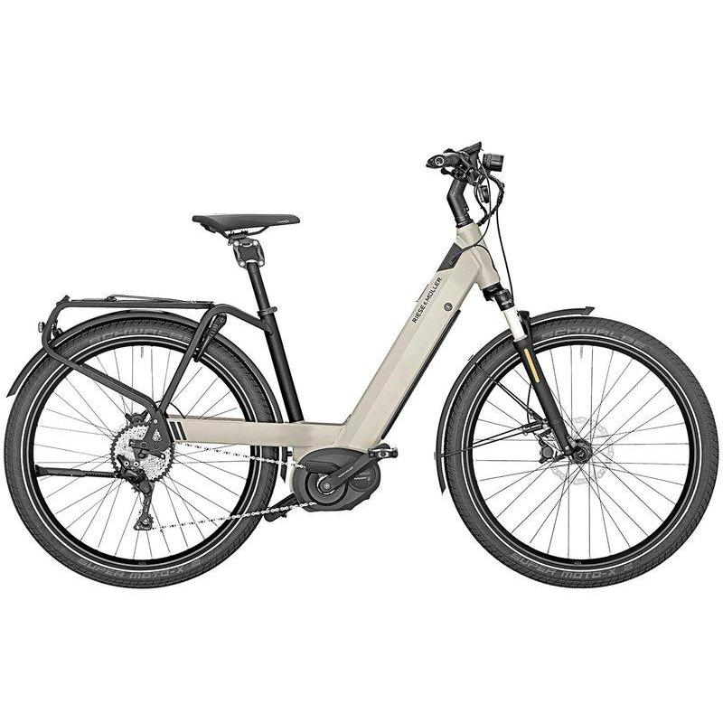 Riese & Müller Electric Bikes Nevo GT Touring-Oregon EBikes