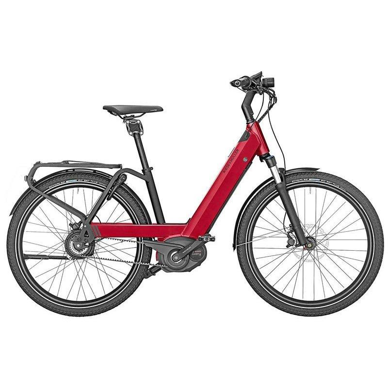 Riese & Müller Electric Bikes Nevo GT Touring HS-Oregon EBikes