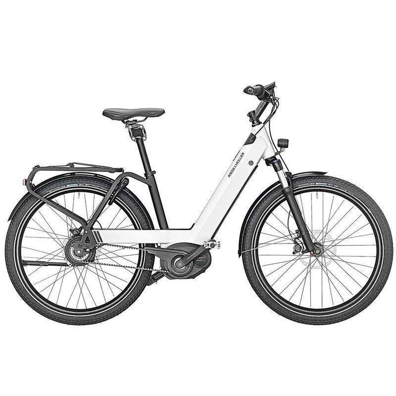 Riese & Müller Electric Bikes Nevo3 GT Rohloff HS-Oregon E-Bikes