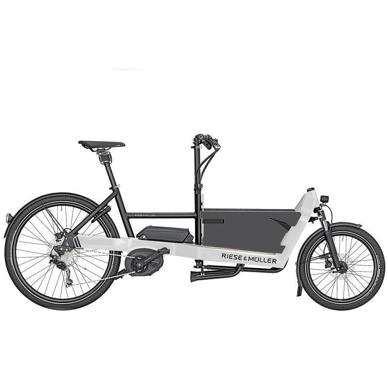 Riese & Müller Electric Bikes Packster 40 Touring-Oregon E-Bikes