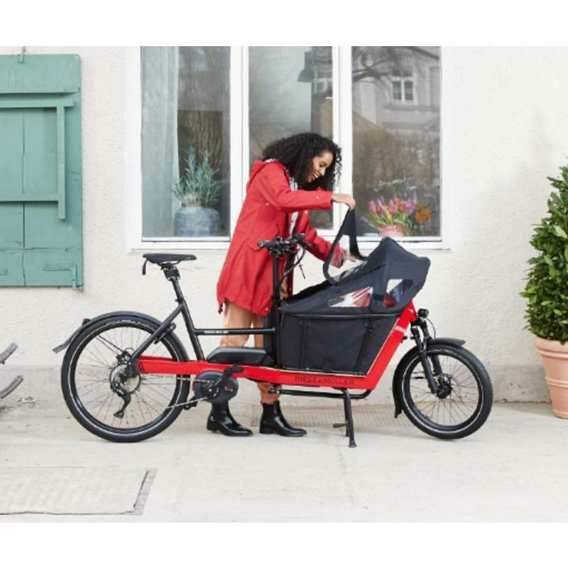 Riese & Müller Electric Bikes Packster 40 Touring HS-Oregon E-Bikes