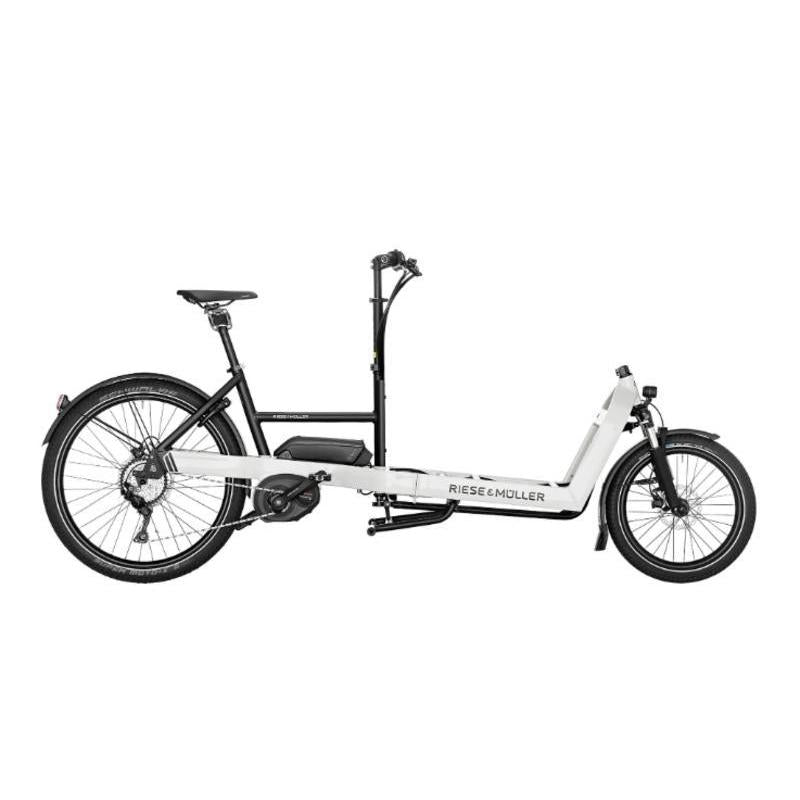 Riese & Müller Electric Bikes Packster 60 Touring HS-Oregon EBikes