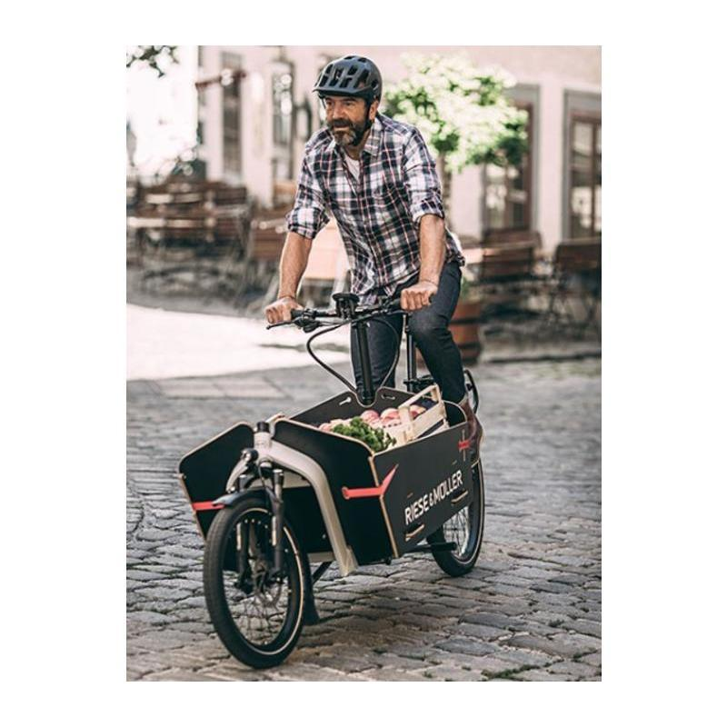 Riese & Müller Electric Bikes Packster 80 Touring-Oregon EBikes