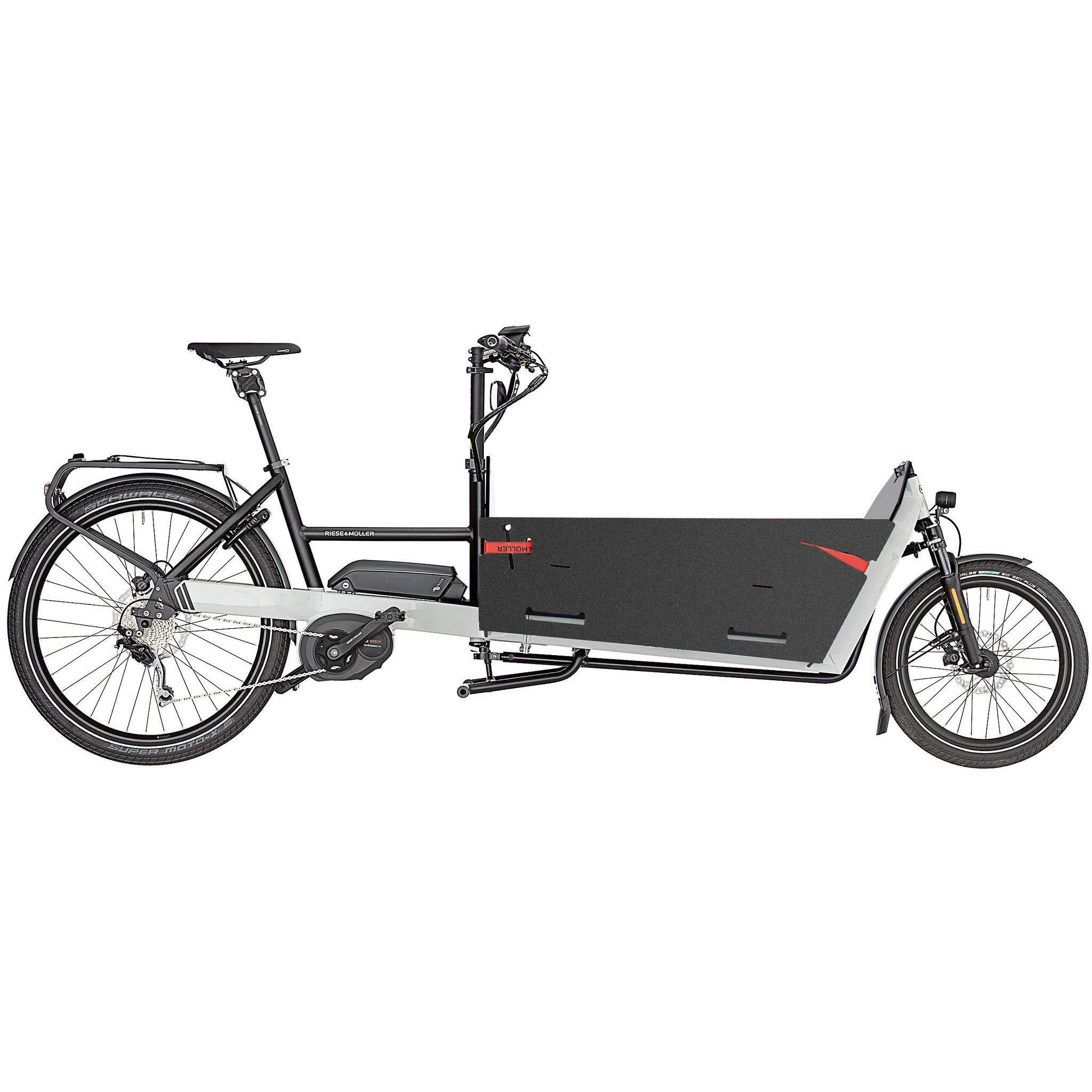 Riese & Müller Electric Bikes Packster 80 Touring HS-Oregon EBikes