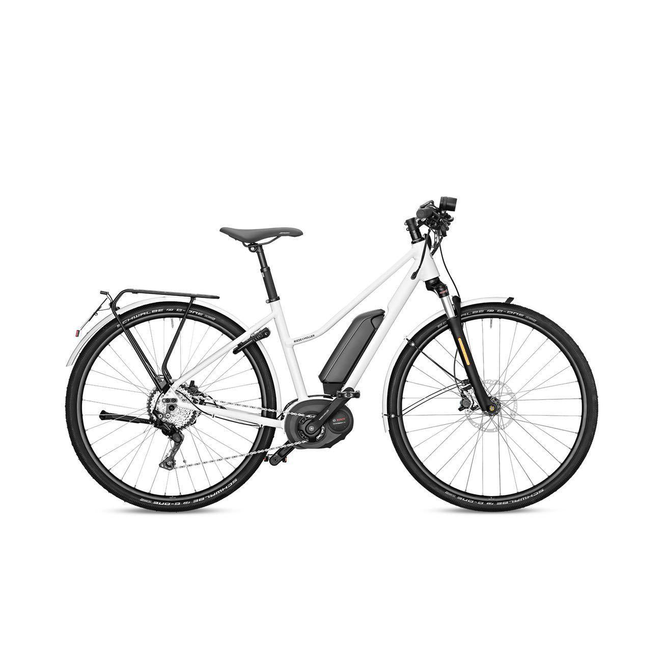 Riese & Müller Electric Bikes Roadster GT Touring HS-Oregon E-Bikes