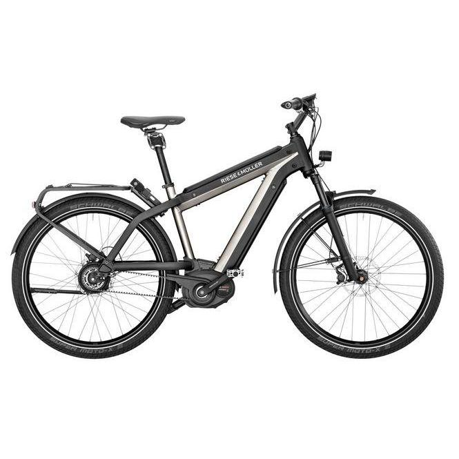 Riese & Müller Electric Bikes Supercharger GX Rohloff-Oregon EBikes