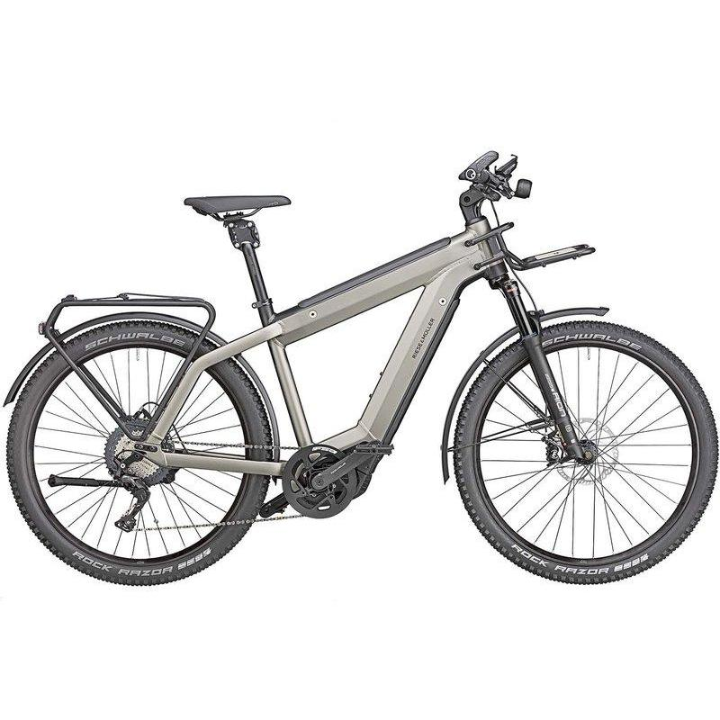 Riese & Müller Electric Bikes Supercharger2 GT Vario-Oregon EBikes