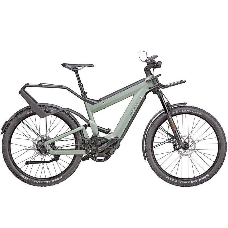 Riese & Müller Electric Bikes Superdelite GT Touring HS-Oregon E-Bikes