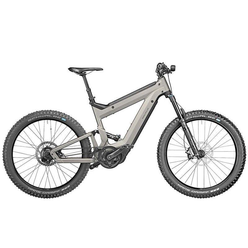 Riese & Müller Electric Bikes Superdelite Mountain Rohloff-Oregon EBikes