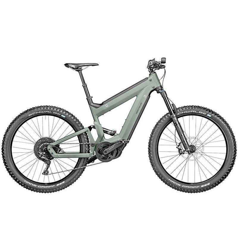 Riese & Müller Electric Bikes Superdelite Mountain Touring-Oregon E-Bikes